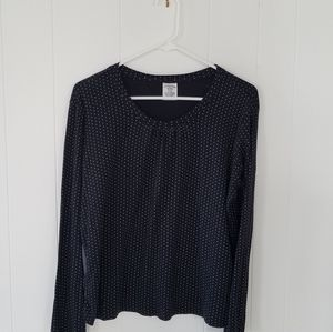 Canyon River Blues long sleeved top